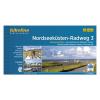 Nordseeküsten Radweg 3 / Északi-tenger partjának kerékpárkalauza 3