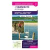 Velencei-tó és térsége kerékpáros és turistatérkép - MOBIL ESZKÖZRE LETÖLTHETŐ VERZIÓ