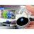 IMAK IMAK Flash dekor ékszer 3,5 mm jack csatlakozóhoz - kék