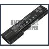 HP EliteBook 8470w 4400 mAh 6 cella fekete notebook/laptop akku/akkumulátor utángyártott