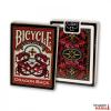 Bicycle Gold Dragon Back kártyapakli