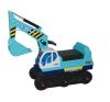 G21 Játék kotrógép, kék homokozójáték