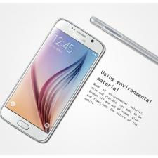 Samsung A710F Galaxy A7 (2016) hátlap - IMAK Crystal Clear Slim - transparent tok és táska