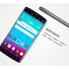 LG V10 H900 hátlap - IMAK Crystal Clear Slim - transparent