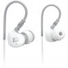 MEE audio M6 Memory Wire In-Ear Headphones White