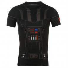 Under Armour Thermo póló Under Armour Star Wars All Over Print Compression Fit gye.