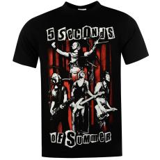Official Póló Official 5 Seconds of Summer női