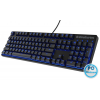 SteelSeries Apex M500 Black ENG Multimédia,Black,USB,ENG,Billentyűzet megvilágítás