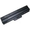 VGP-BPS13B Akkumulátor 4400 mAh Fekete