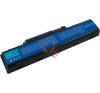 AS09A56 Akkumulátor 4400 mAh acer notebook akkumulátor