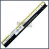 Lenovo IdeaPad Z710 Series 4400 mAh 8 cella fekete notebook/laptop akku/akkumulátor utángyártott