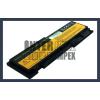 Lenovo 42T4846 4400 mAh 6 cella fekete notebook/laptop akku/akkumulátor utángyártott