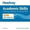 Oxford University Press New Headway Academic Skills Listening and Speaking 1. Cd