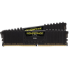 Corsair 32GB (2x16GB) Vengeance® LPX DDR4 2400MHz C14 fekete Dual-channel memória
