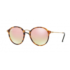 Ray-Ban RB2447 11607O SPOTTED BROWN HAVANA COPPER FLASH GRADIENT napszemüveg
