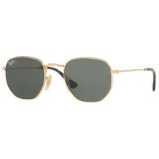 Ray-Ban RB3548N 001 GOLD GREEN napszemüveg