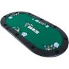 Kihajtható póker asztallap - zöld