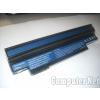 Acer Aspire One 532h, 532G utángyártott új 6 cellás fekete laptop akku (UM09H41)