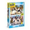 Pingvines puzzle 2x60db-os