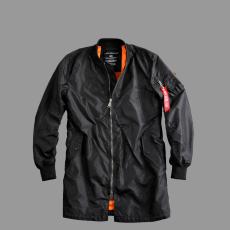 Alpha Industries MA-1 TT Coat - fekete