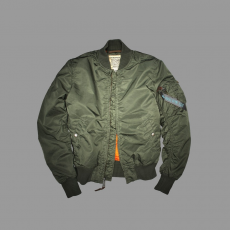 Alpha Industries MA-1 VF 59 Női - sage green