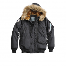 Alpha Industries Polar Jacket SVL Női - fekete