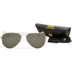Alpha Industries Top Gun napszemüveg - ezüst