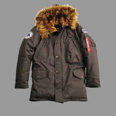 Alpha Industries Polar Jacket - vintage barna