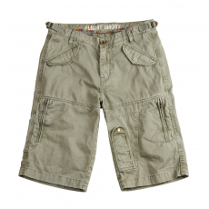 Alpha Industries Flight Short - light olive