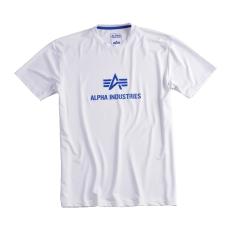 Alpha Industries Body Logo T - fehér