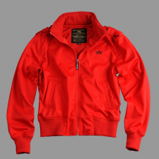 Alpha Industries Hawk Soft Shell - piros