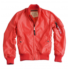 Alpha Industries MA-1 TT női - spicy red