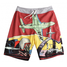 Alpha Industries Cockpit Swim Short - all over print