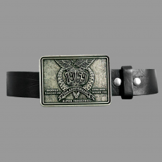 Alpha Industries Belt Anniversary silver öv