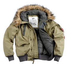 Alpha Industries Mountain Jacket - sand