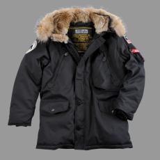 Alpha Industries Polar Jacket RF - fekete