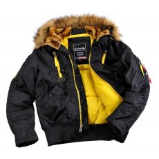 Alpha Industries PPS N2B - fekete
