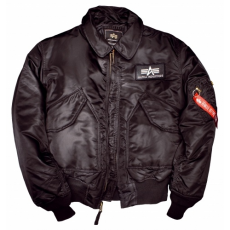 Alpha Industries CWU 45 - fekete dzseki