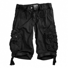 Alpha Industries Jet Short - fekete