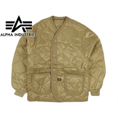 Alpha Industries ALS Liner - khaki színű kabát