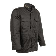 FEKETE KABÁT M-65 férfi kabát, dzseki