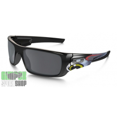 OAKLEY Crankshaft Troy Lee Designs Polished Black Black Iridium