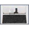 Asus K43BY fekete magyar (HU) laptop/notebook billentyűzet