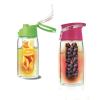 Vivamax Limonádé készítő palack, 450 ml - Rózsaszín