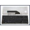 Asus K73BY fekete magyar (HU) laptop/notebook billentyűzet