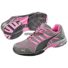 642910 PUMA Celerity Knit Pink Wns Női Védőcipő S1P HRO SRC