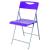ALBA Összecsukható szék, fém és mûanyag, ALBA