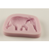 Elefánt szilikon fondant forma