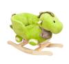 Fortune Dínós hintaló üléssel, hanggal interaktív babajáték