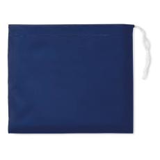 Műanyag kapucnis esőkabát, kék (Műanyag kapucnis esőkabát, kék)